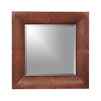 Maxx Chocolate Wall Mirror