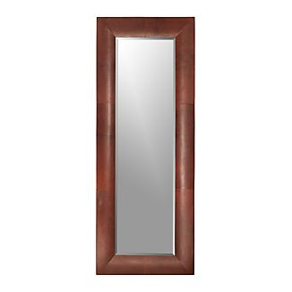 Maxx Chocolate Floor Mirror
