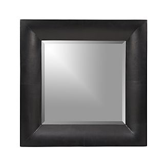 Maxx Black Wall Mirror
