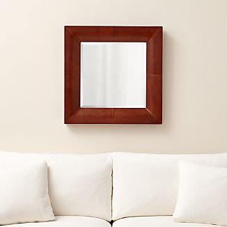 Maxx Chocolate Wall Mirror