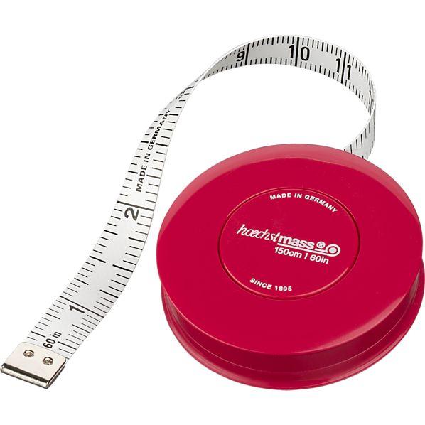 Magenta Tape Measure