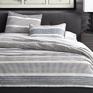 Medina Twin Duvet Cover