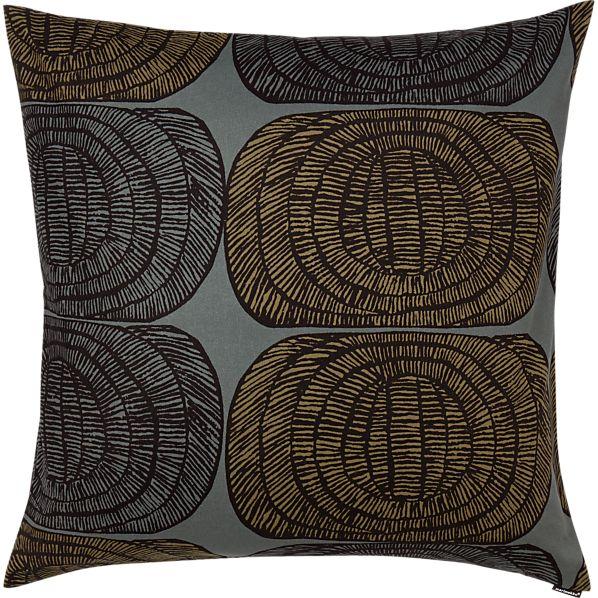 "Marimekko Mehiläispesä 24"" Pillow"