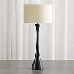Melrose Bronze Buffet Lamp