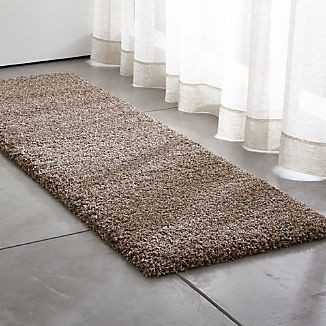 Memphis 2.5'x8' Flint Grey Rug Runner