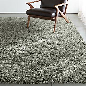 Memphis Sage Green Wool Rug