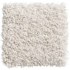 "Memphis White 12"" sq. Rug Swatch"
