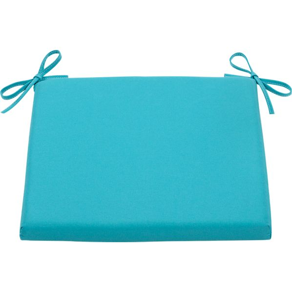 Mendocino Sunbrella ® Aqua Side Chair Cushion