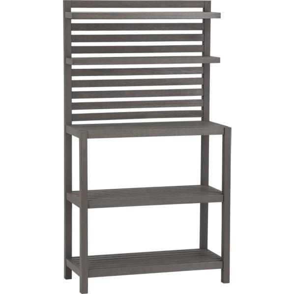 Mendocino Workbar-Potting Bench