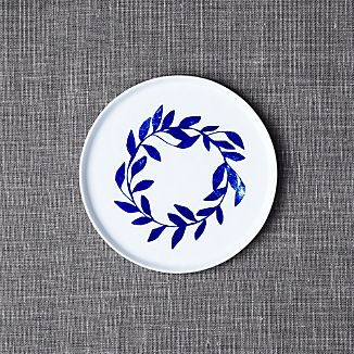 Mercer Laurel Salad Plate