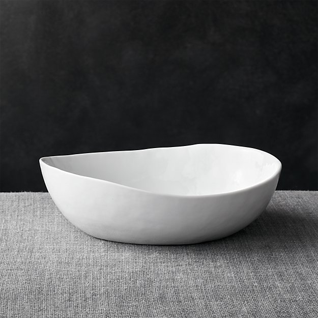 "Mercer 8"" Low Bowl"