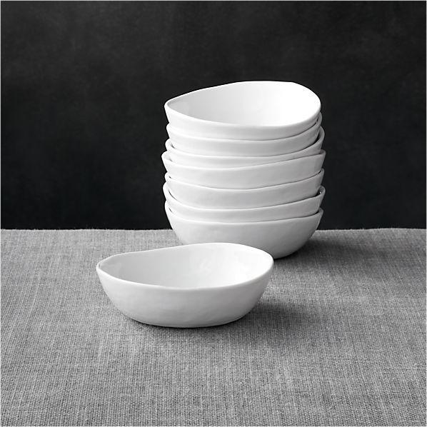 "Set of 8 Mercer 5"" Mini Bowls"
