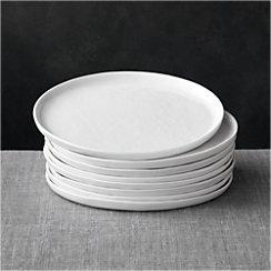 Set of 8 Mercer Salad Plates