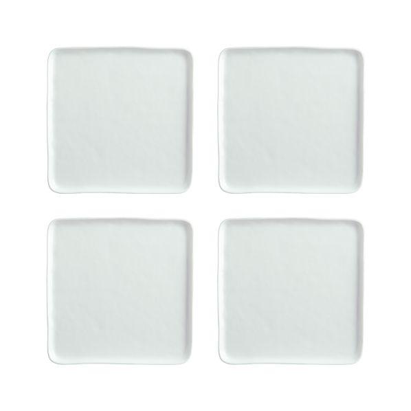 Mercer Square Dinner Plates Set of Four
