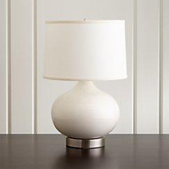 Merie Ivory Table Lamp