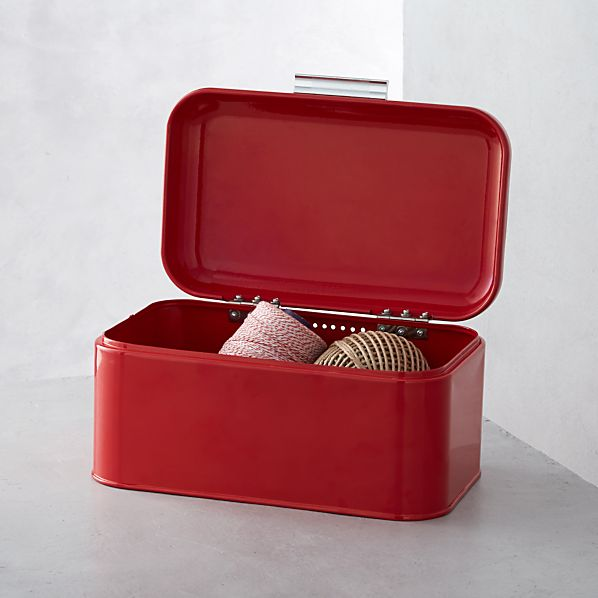 Polder ® Metro Red Bin