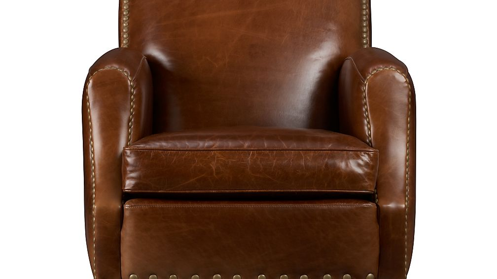 Metropole Leather Chair
