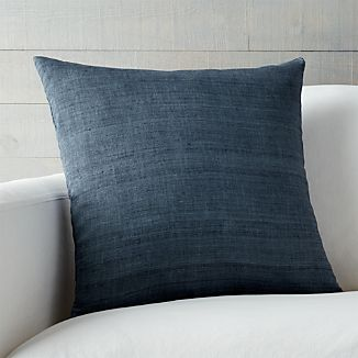 "Michaela Dusk Blue 20"" Pillow"