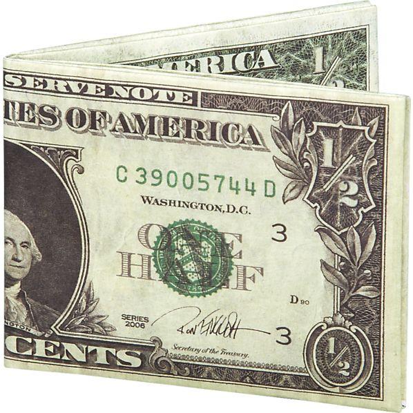 Mighty Half Dollar Wallet