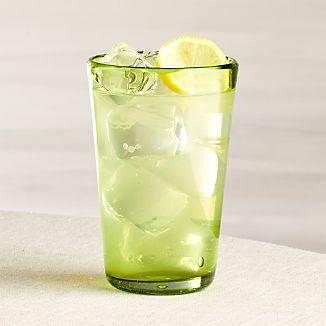 Miguel Green Highball Glass