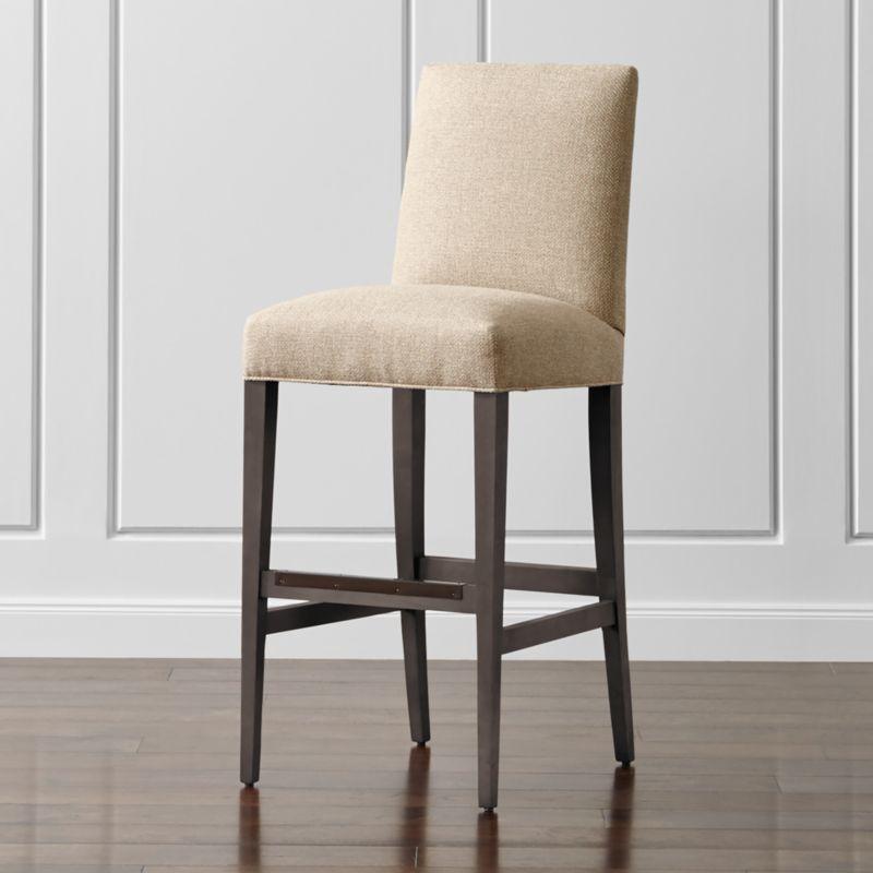 Miles Upholstered Bar Stool