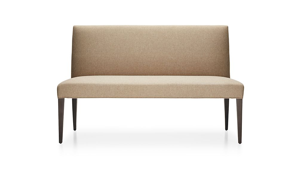 """Miles 58"""" Medium Upholstered Dining Banquette Bench"""