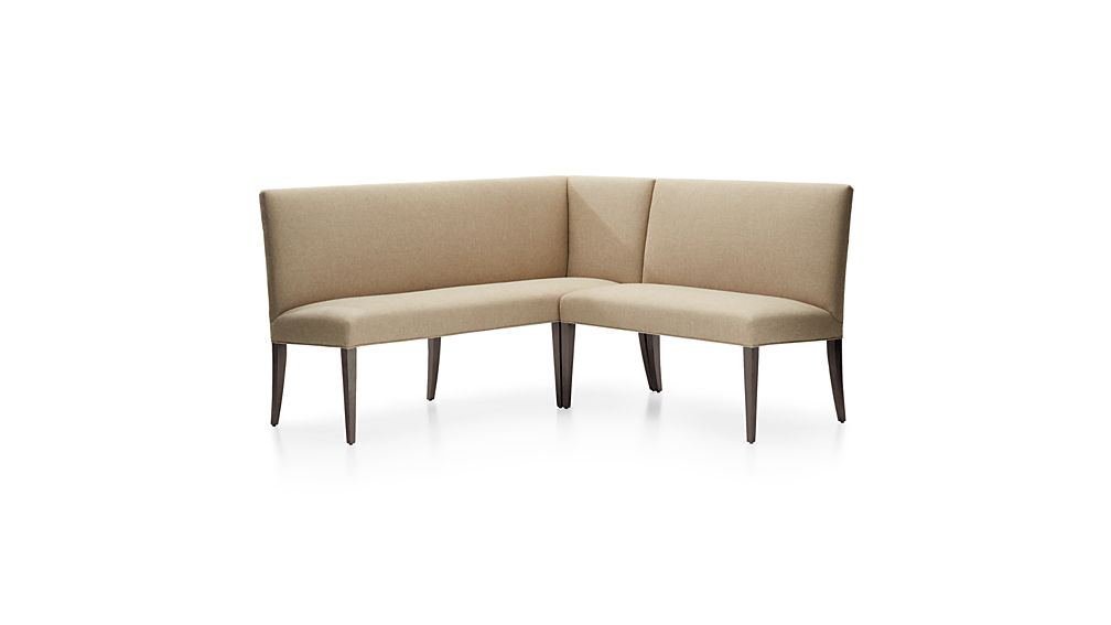 Miles Small Right Facing Corner Banquette