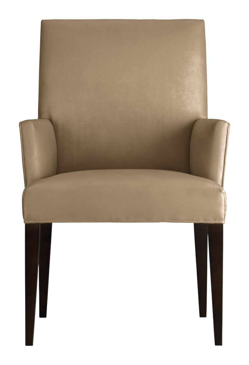 Crate and Barrel – Miles Arm Chair in Earth