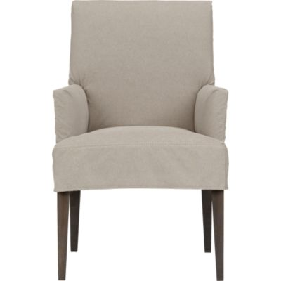 Short Slipcover Only for Miles Arm Chair