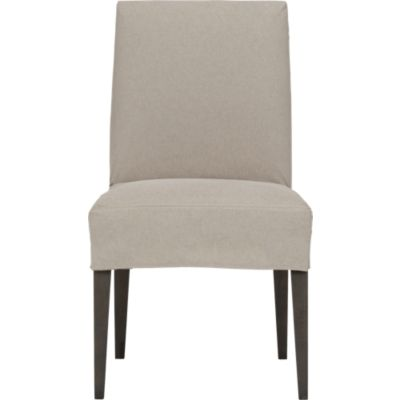 Short Slipcover Only for Miles Side Chair