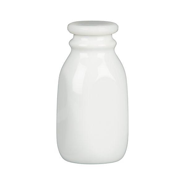 Small Milk Bottle