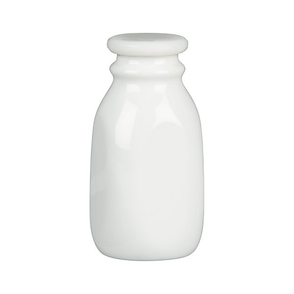 Small Milk Bottle