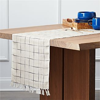 Milo Linen Table Runner