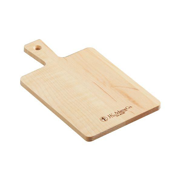 Mini Rectangle Maple Board