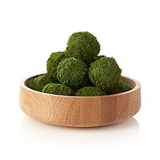 Mini Moss Decorative Balls