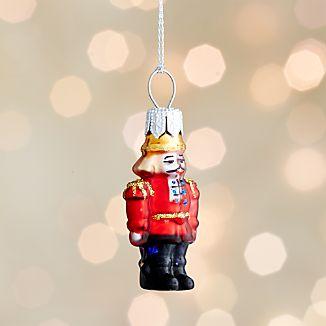 Mini Shapes Nutcracker Ornament
