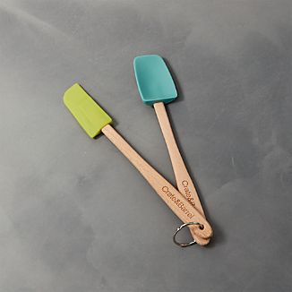 Set of Two Cool Mini Spatulas