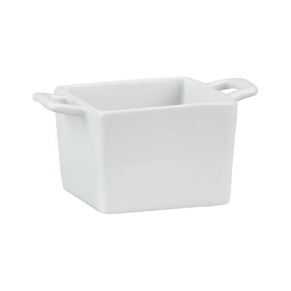 Mini Square Ramekin