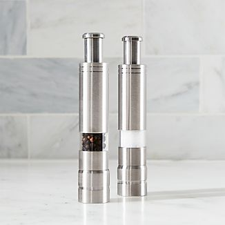 Mini Salt and Pepper Mills