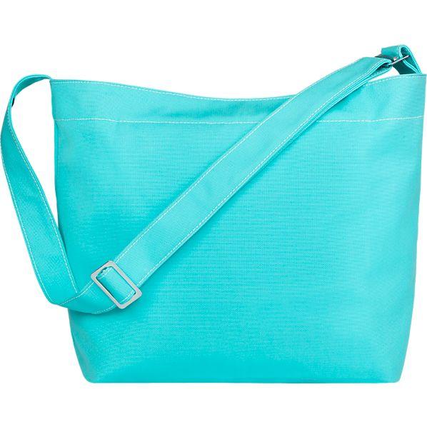 Marimekko Mini Weekender Aqua Bag
