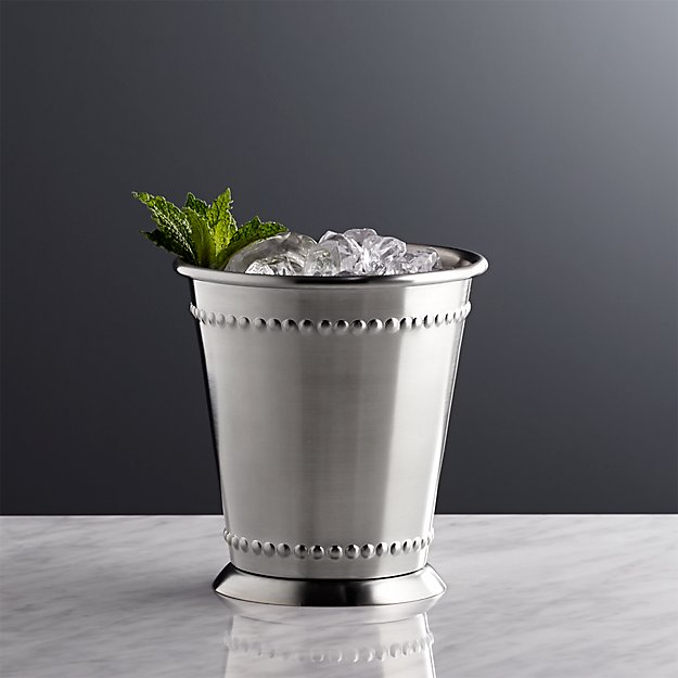 Mint Julep Cup | Crate and Barrel