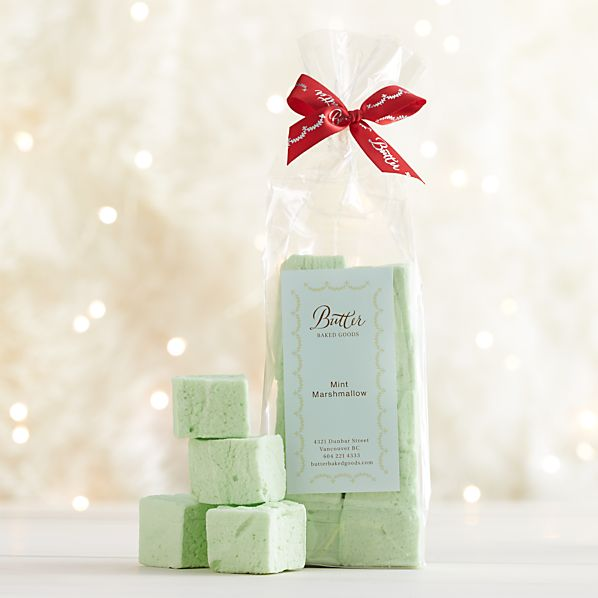 Mint Marshmallows