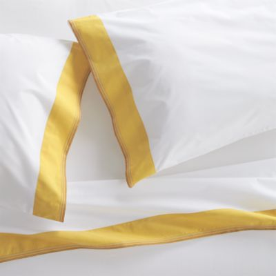 Miri Yellow Queen Sheet Set