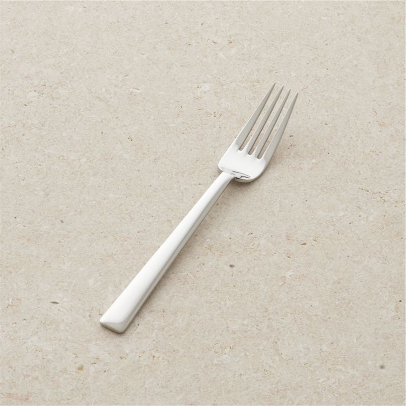 Ultimate flexibility in flatware. Customize your flatware collection with the pieces you need. This polished flatware is smooth in the hand with nice quality and weight.<br /><br /><NEWTAG/><ul><li>Stainless steel</li><li>Forged</li><li>Dishwasher-safe with non citrus detergent</li><li>Made in Vietnam or China</li></ul>