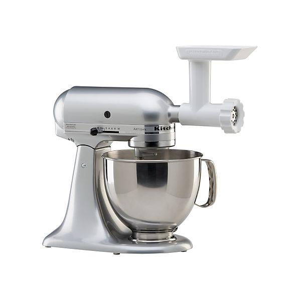 KitchenAid ® Stand Mixer Food Grinder Attachment