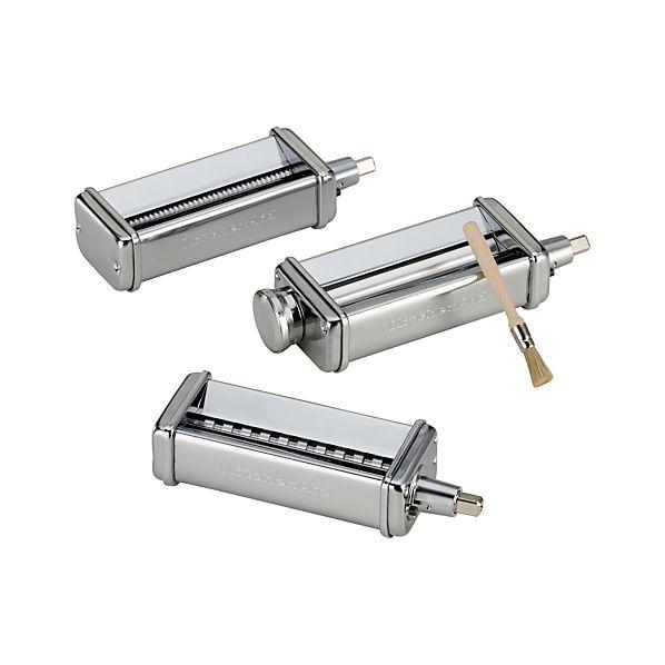 KitchenAid ® Mixer Pasta Roller-Cutters Attachment
