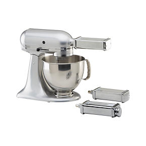 KitchenAid® Mixer Pasta Roller-Cutters...