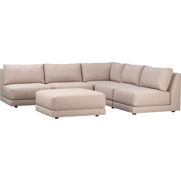 Moda 6-Piece Sectional