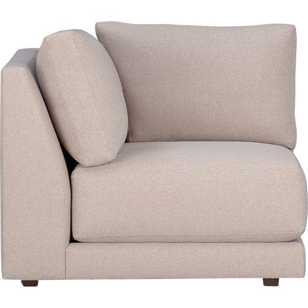 Moda Sectional Corner Chair