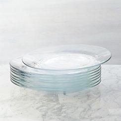 Set of 8 Moderno Dinner Plates